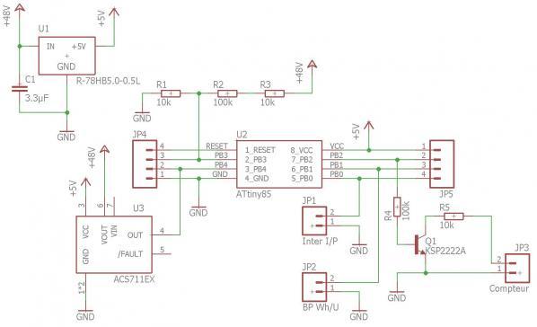 04 pcb sch wattmetre compteur velo v1 0