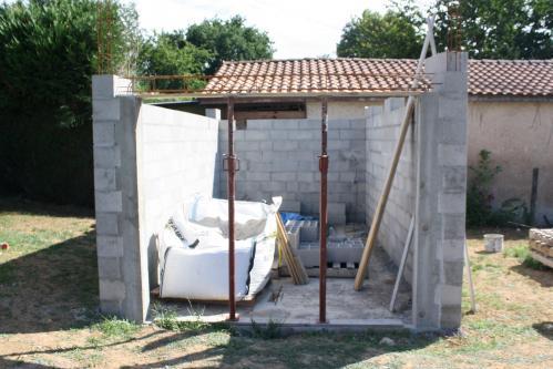 2017 08 06 1 preparation linteau garage
