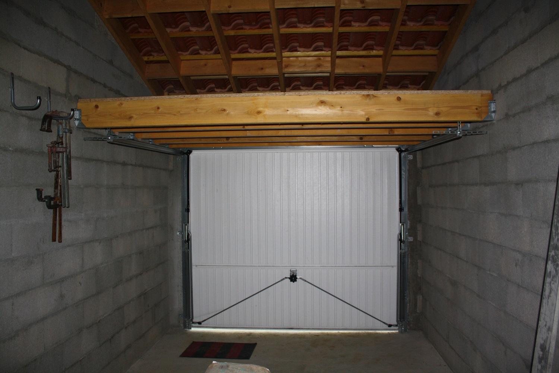construction de mon garage. Black Bedroom Furniture Sets. Home Design Ideas
